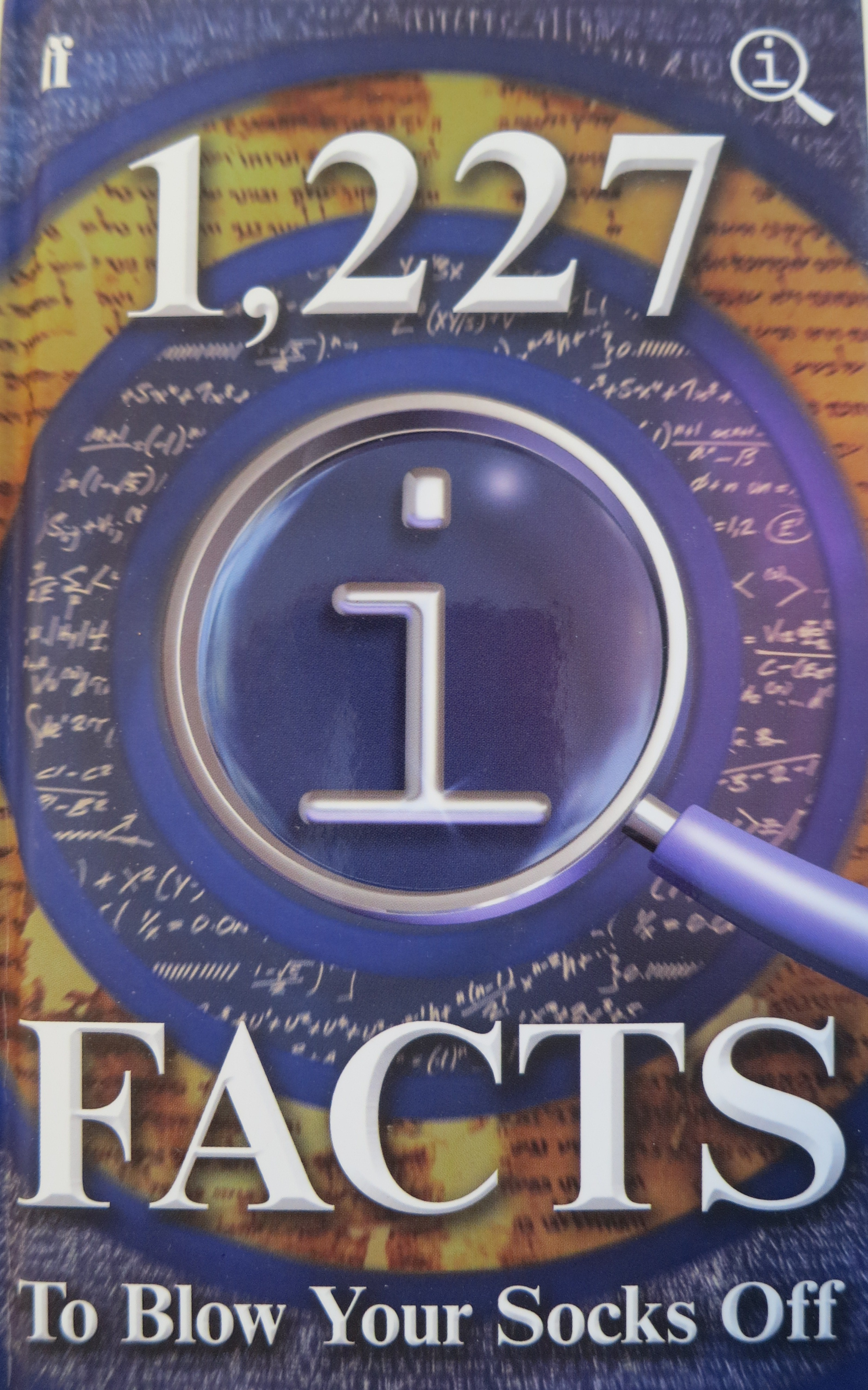1,227 QI Facts