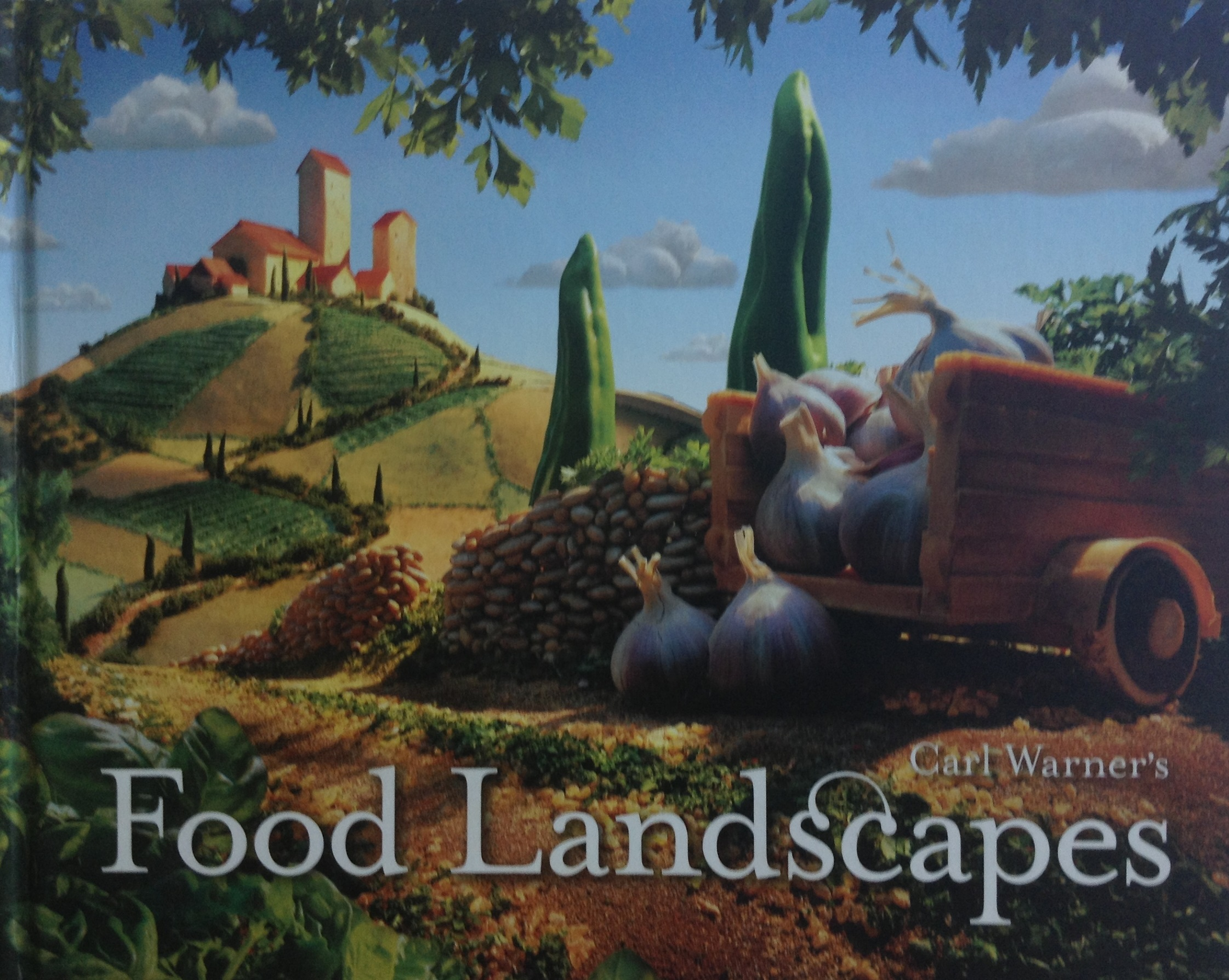 Interview With Carl Warner Of Carl Warner S Foodscapes
