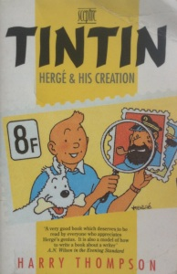 Tintin; Herge and his Creation