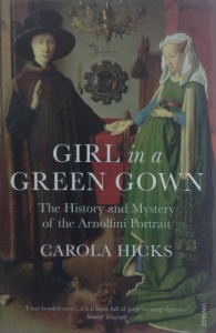 Girl in a Green Gown