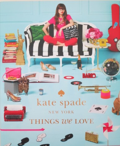 Kate Spade: Things We Love