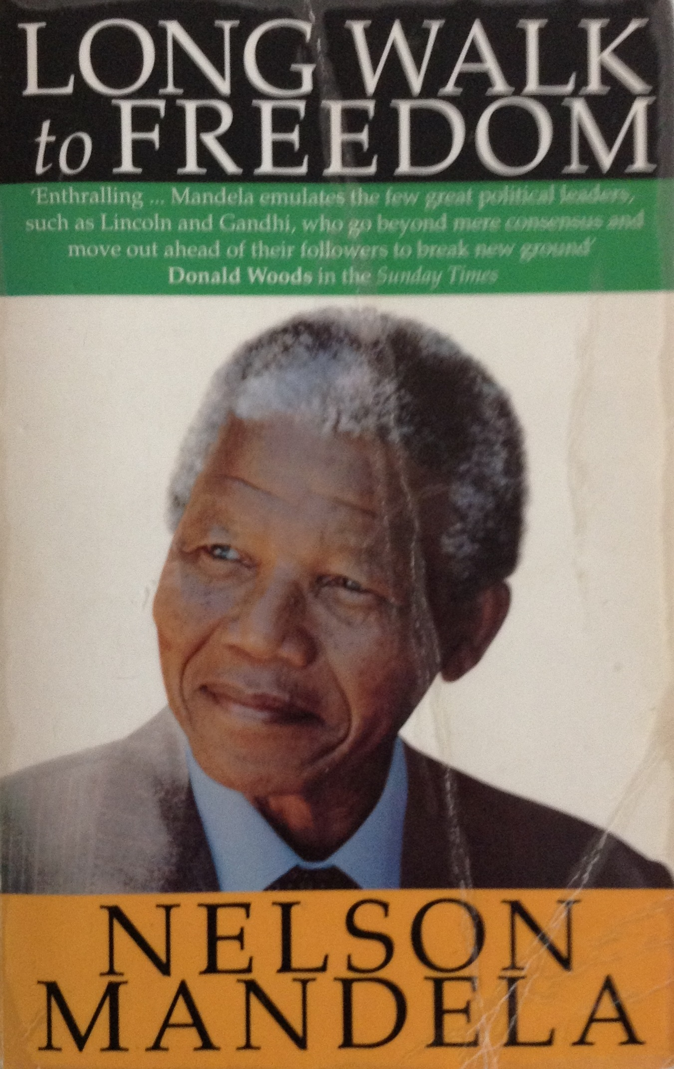 "nelson gandhi essay example When one hears the term ""transformational leadership,"" nelson mandela is certainly one of the first people to come to mind, along with other great leaders like mahatma gandhi and martin luther king, jr."
