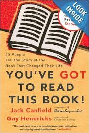 'You've Got To Read This Book'