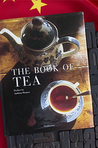The Book of Tea - portrait