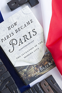 How Paris Became Paris - portrait