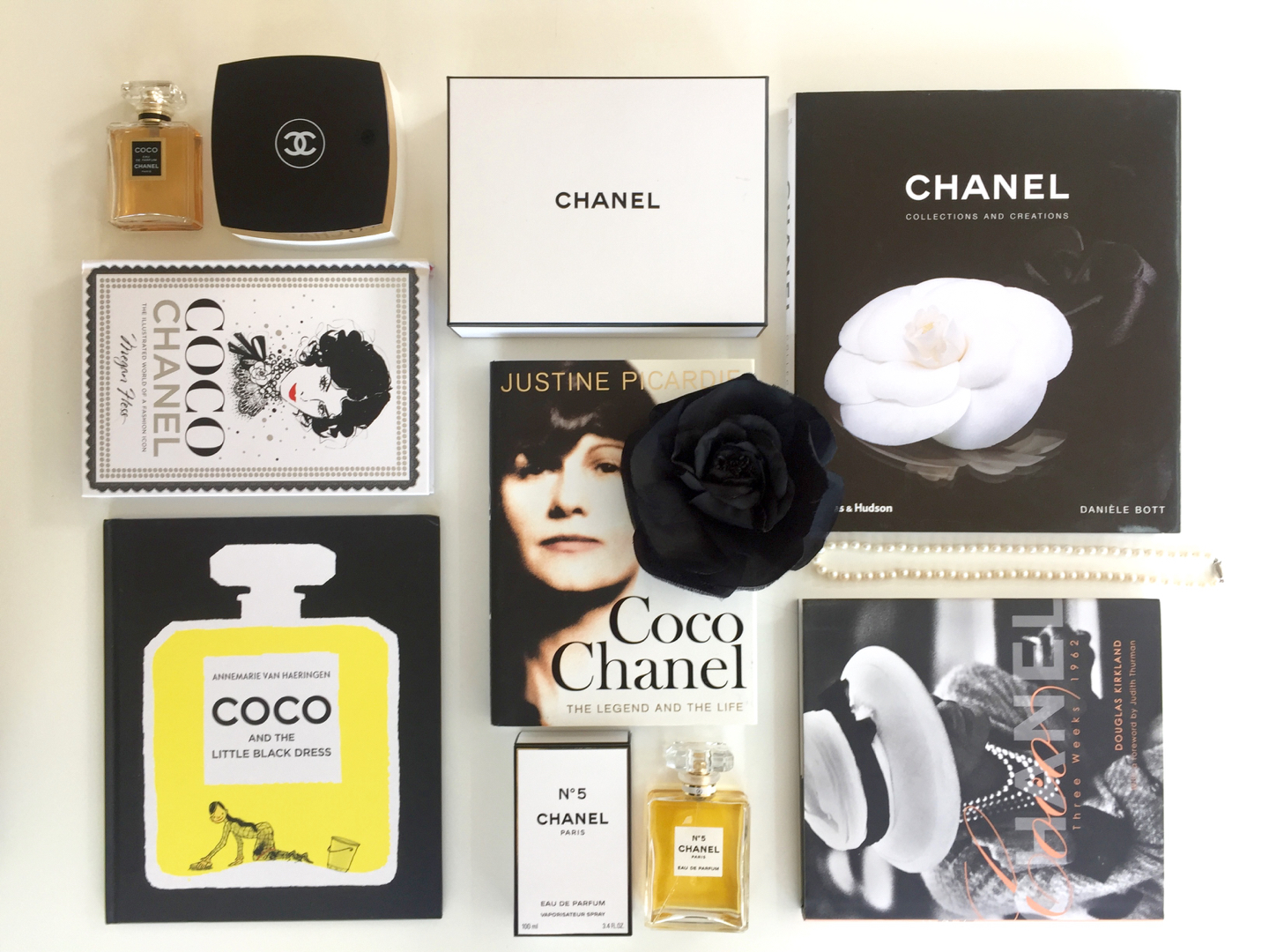 Best Books on Coco Chanel - Read Me
