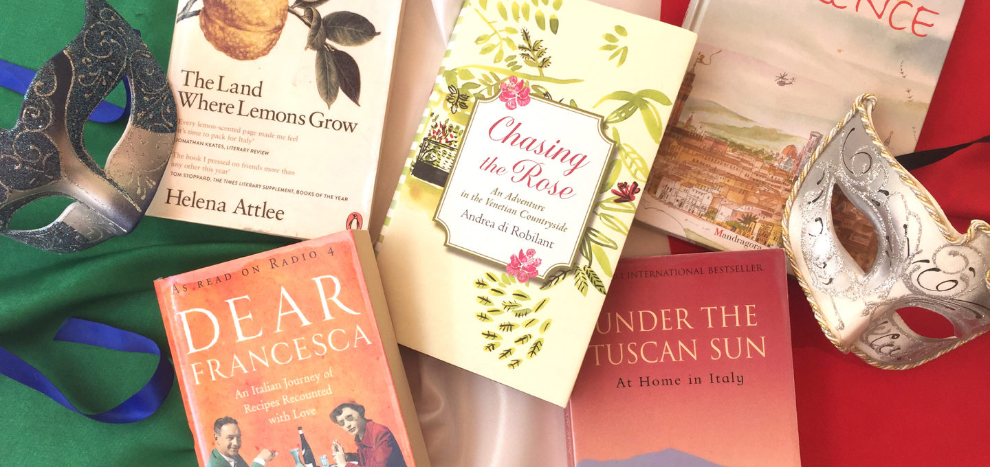 Great Books About Italy