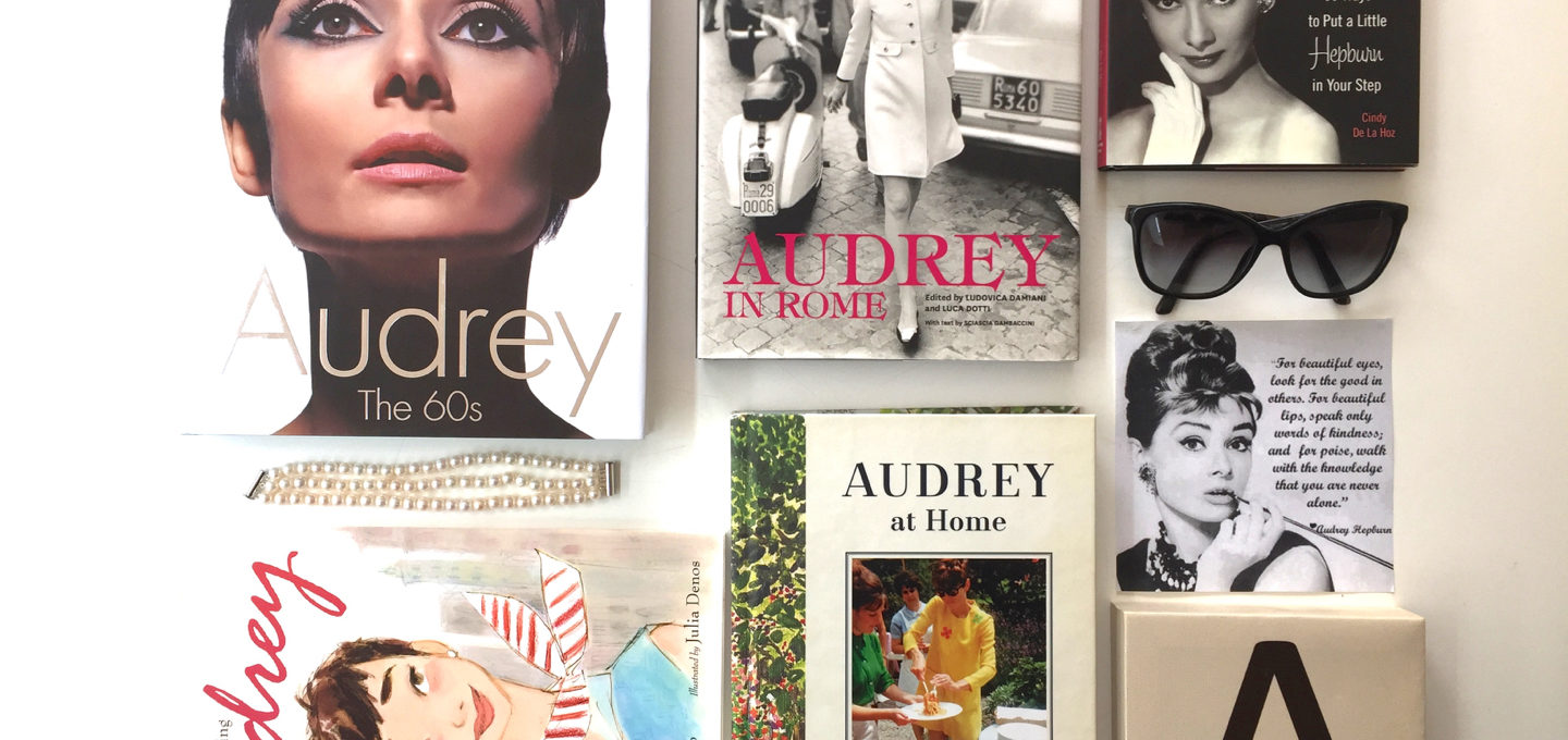 Great Books About Audrey Hepburn