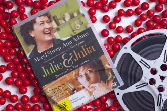 Julie & Julia DVD cover